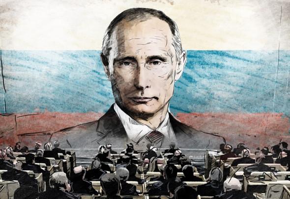 Владимир Владимирович наконец должен стать Путиным - или Путиным станет кто-то еще