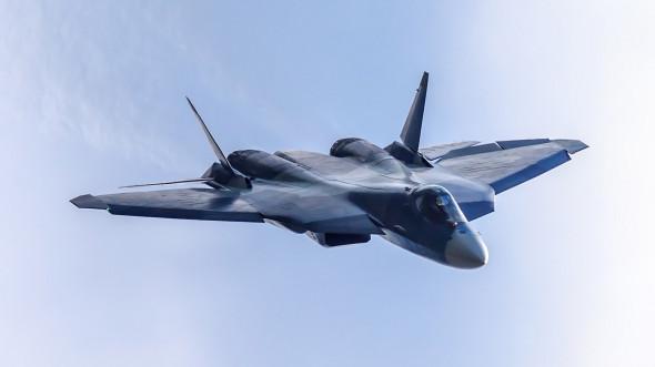 Су-57: Мы всё делам правильно