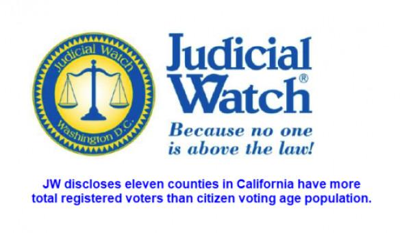 В крупнейших районах демократической Калифорнии зарегистрированных избирателей больше числа граждан, имеющих право голосовать