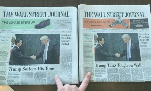 Толерастия в действии: «качественные» медиа США говорят каждому то, что он хочет слышать