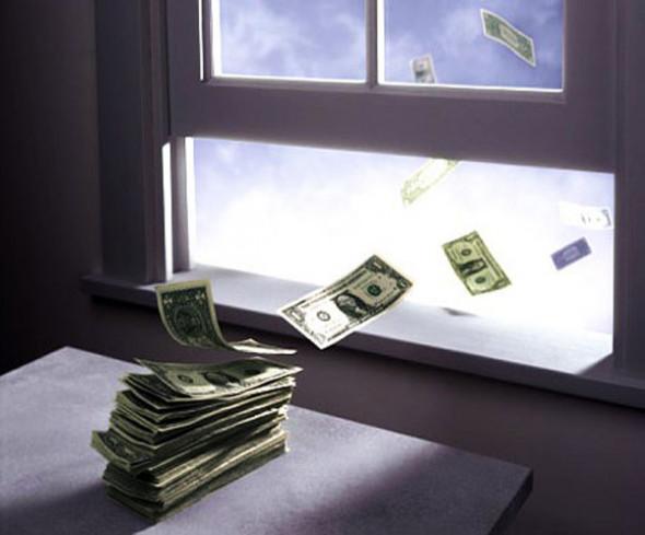 В сентябре капитал бросился из страны: чистый отток составил 7,5 млрд.долл.!