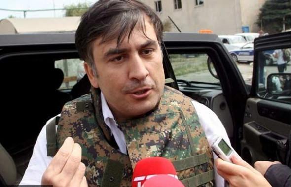 Саакашвили вызван разжечь большую войну