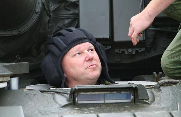Под какие танки лягут губернаторы?