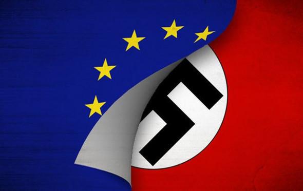 Политический кризис в Германии - результат сознательной поддержки фашизма Меркель и Штайнмайером