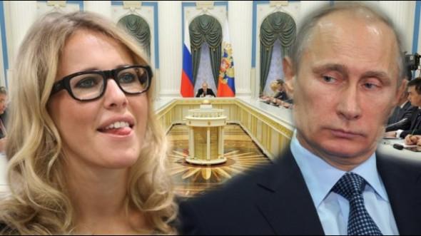 «Владимир Путин в тяжелой борьбе победил Ксению Собчак». Что еще сильнее может дискредитировать государство?