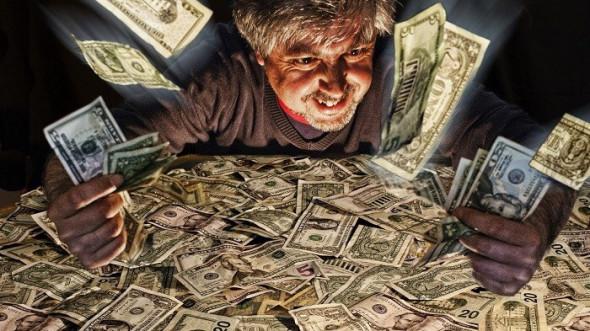 Привластные либералы поставили деньги России на службу ее врагам