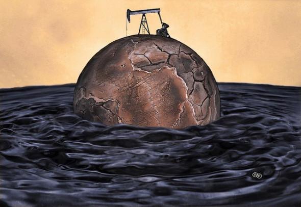 «Черная пятница» на рынке нефти эффектней, чем в розничной торговле: за день -6,81% - до 58,8 долл/барр, с начала октября - на 31,6%