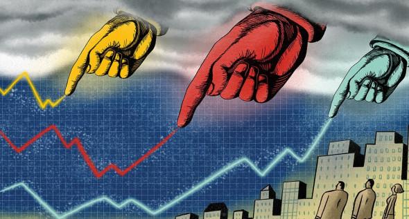 Проблема российской экономики заключается не в Ñ†ÐµÐ½Ð°Ñ Ð½Ð° нефть, а в социально-экономической политике правительства РФ