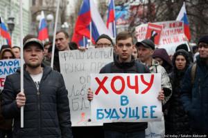 Некоторые последствия вероятного свержения режима В.В.Путина