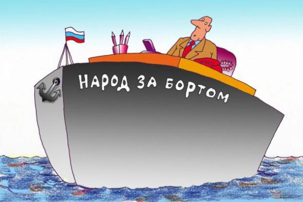 Правительство РФ не Ñочет развития реального сектора