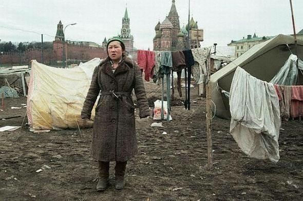 О чем тоскует вдова Ельцина и прочие чубайсы