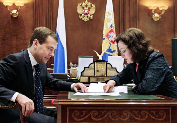 Медведев и Центробанк блокируют развитие России: причина галопирующего оттока капитала