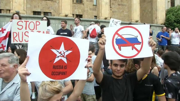 «Гостеприимный» грузинский бизнес поднимает цены для Ñ€ÑƒÑÑÐºÐ¸Ñ Ð½Ð° 20% - как месть за то, что Россия не позволила грузинским фашистам истребить два народа