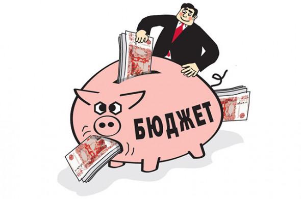Почему госбюджет пухнет, а у Рюдей денег не прибавРяется?
