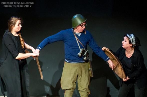 Наглядное торжество либерального фашизма: московский «Современник» возглавил бандеровец
